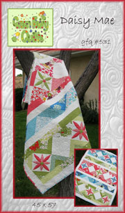 Daisy Mae Quilt Pattern