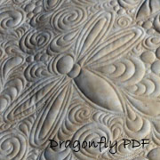Dragonfly PDF Template