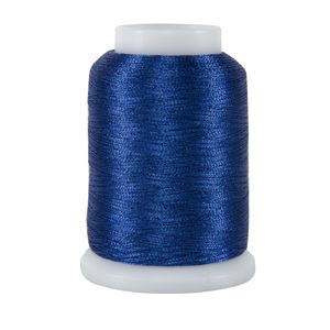 Metallics MINI Cone - 036 Royal Blue 1090 yd
