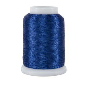 Metallics MINI Cone - 036 Royal Blue 1090 yd