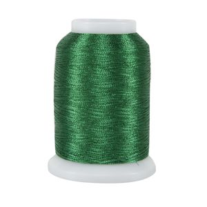 Metallics MINI Cone - 027 Emerald 1090 yd