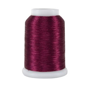 Metallics MINI Cone - 051 Cranberry 1090 yd