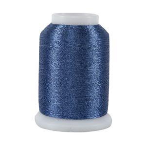 Metallics MINI Cone - 035 Pacific Blue 1090 yd