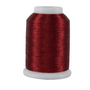 Metallics MINI Cone - 062 Red 1090 yd