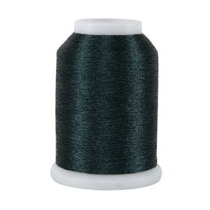 Metallics MINI Cone - 030 Hunter Green 1090 yd