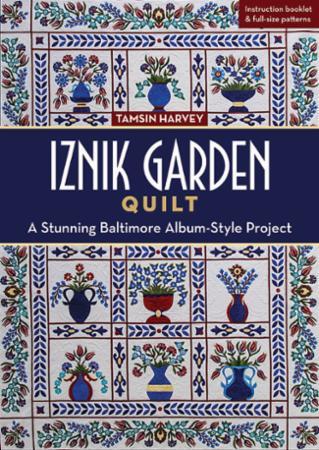 Iznik Garden Quilt Book
