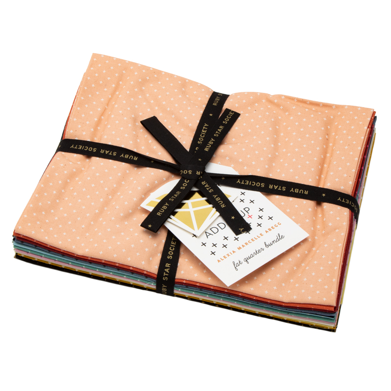 Moda Fat Quarter Bundle - Add It Up by Ruby Star Society