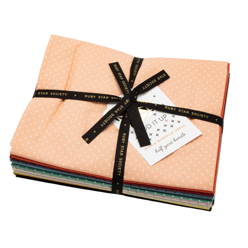 Moda Half Yard Bundle - Ruby Star Society ADD IT UP by Alexia Abegg