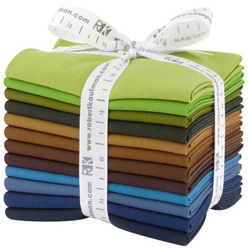 Robert Kaufman Fat Quarter Bundle - Adventure Palette