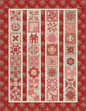 Nov/17 - Atelier De France Quilt Kit