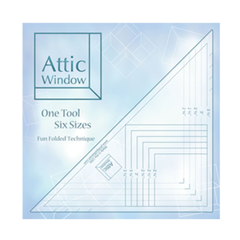 Attic Window Ruler