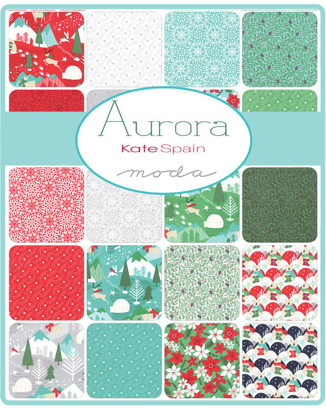 June/19 - Aurora Charm Pack