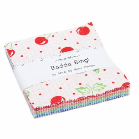 Moda Charm Pack - Badda Bing by Me & My Sister Designs