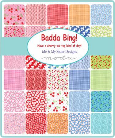 August/18 - Badda Bing Charm Pack