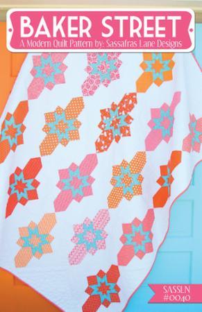 Baker Street Pattern by Sassafras Lane
