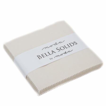 Solids Charm Pack - Eggshell 9900 281