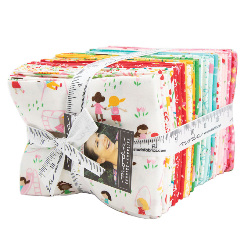 Moda Fat Quarter Bundle - Best Friends Forever by Stacy Iest Hsu