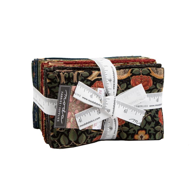 Moda Fat Eighth Bundle - Best Of Morris FALL by Moda