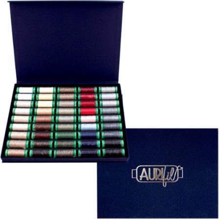 Best Selection Box 40wt Aurifil