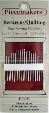 Piecemakers Betweens Needles Size 10