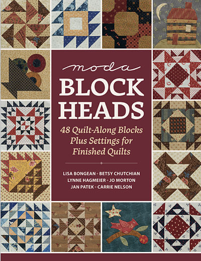 Moda Blockheads Book
