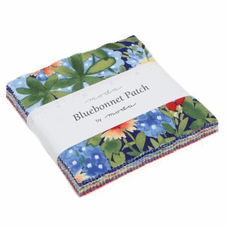 Moda Charm Pack - Bluebonnet Patch by Moda