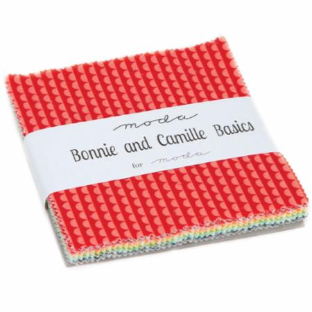 Moda Charm Pack - Bonnie & Camille Basics