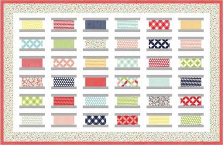 Moda Quilt Kit - Bonnie & Camille Basics