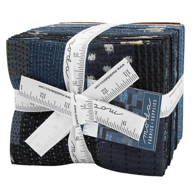 Moda Fat Quarter Bundle - Boro by Moda