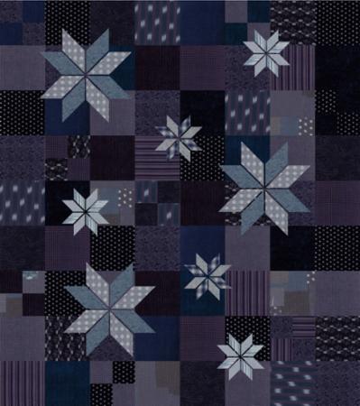Feb/19 - Boro Quilt Kit
