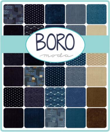 Feb/19 - Boro Charm Pack