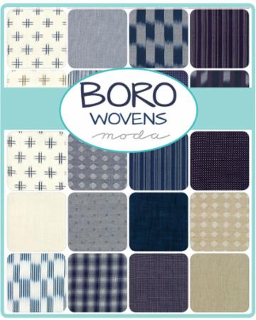 Moda Layer Cake - Boro WOVENS by Moda
