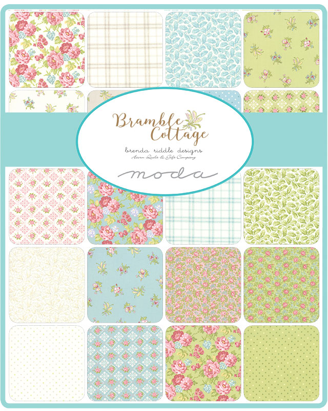 Jan/20 - Bramble Cottage Charm Pack