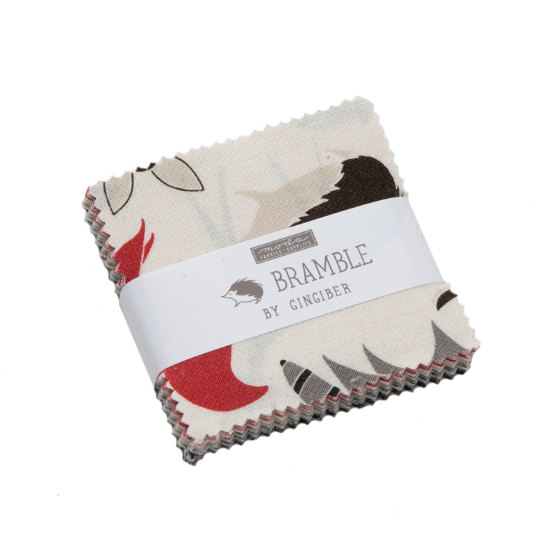 Moda Mini Charm - Bramble by Gingiber