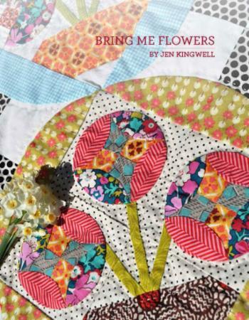 Bring Me Flowers Book by Jen Kingwell