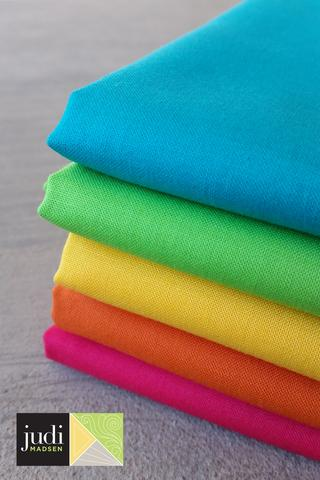 Brights Bella Solids Fabric Bundle