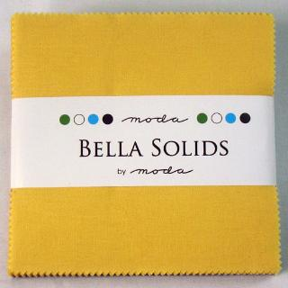 Solids Charm Pack - Bella Solids 30's Colors 9900 23