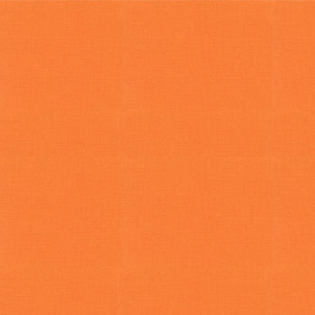 Moda Bella Solids Orange Yardage (9900 80)