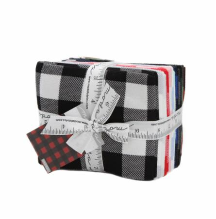 Moda Fat Quarter Bundle - Buffalo Check Essentially Yours FLANNEL by Moda