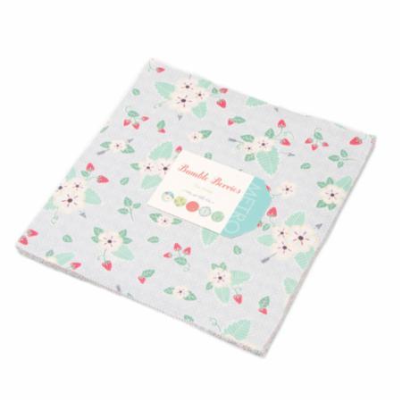 Moda Layer Cake - Bumble Berries by Lauren & Jessi Jung