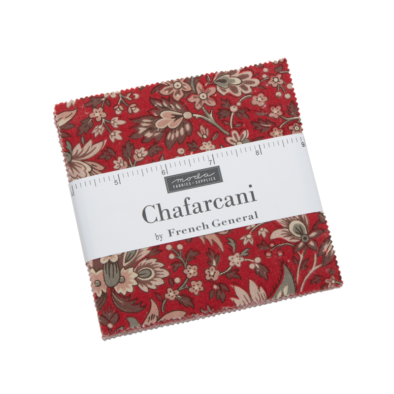 Moda Charm Pack - Chafarcani by French General