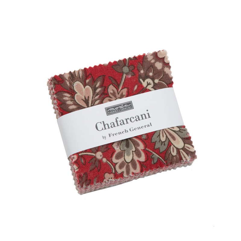 Moda Mini Charm - Chafarcani by French General