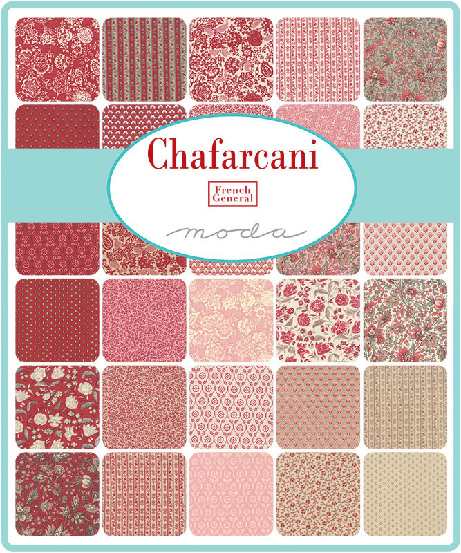 Sept/19 - Chafarcani Charm Pack