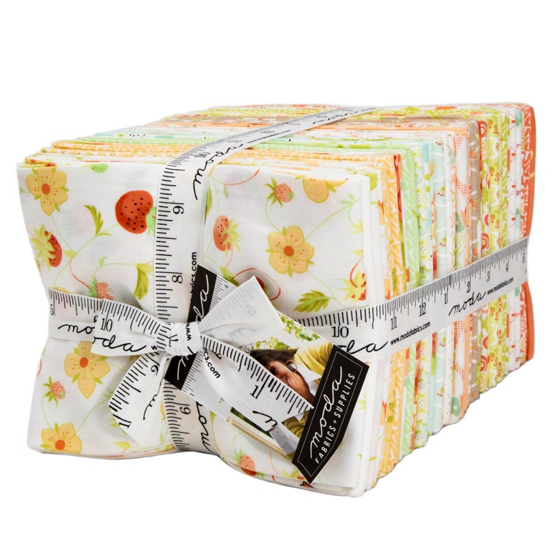 Moda Fat Quarter Bundle - Chantilly by Fig Tree & Co