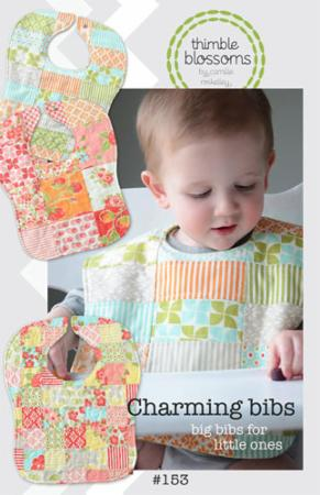 Charming Bibs Pattern by Camille Roskelley