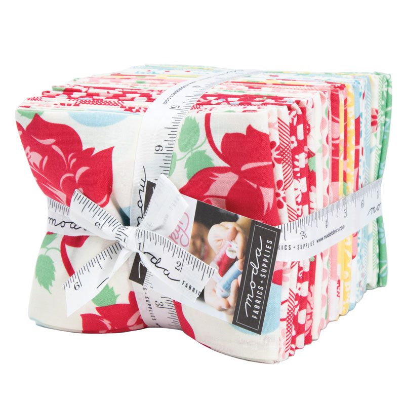 Moda Fat Quarter Bundle - Cheeky by Urban Chiks