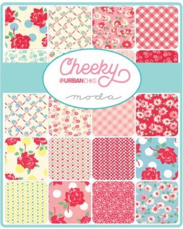 Moda Mini Charm - Cheeky by Urban Chiks