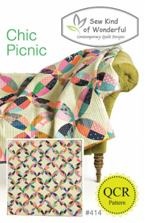 Chic Picnic Pattern by Sew Kind Of Wonderful