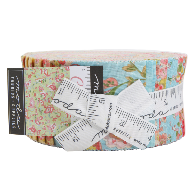 Moda Jelly Roll - Coco by Chez Moi