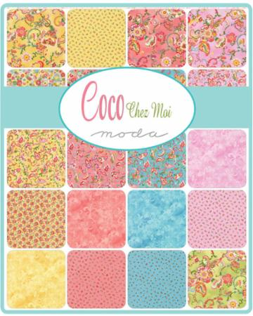 Jan/19 - Coco Fat Quarter Bundle